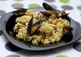 Rețetă pentru midii în stil grecesc cu orez.Beneficiile midiilor pentru sanatate